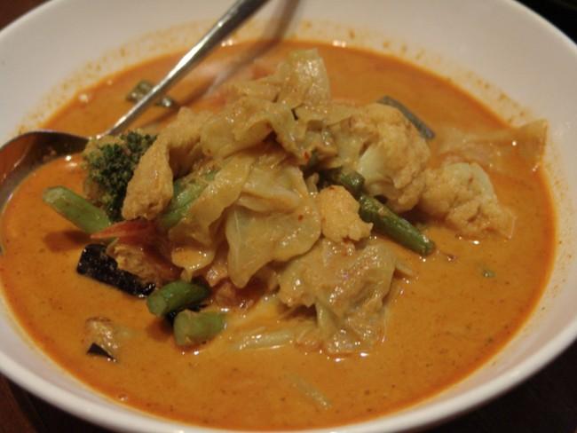 咖喱蔬菜(55위안)