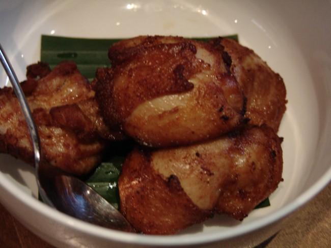 马来炸鸡(68위안),치맥으로 타이거맥주와 마셔도 기가막히다.