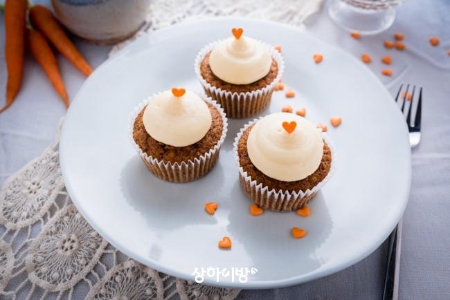베이비케이크 레드벨벳 컵케이크